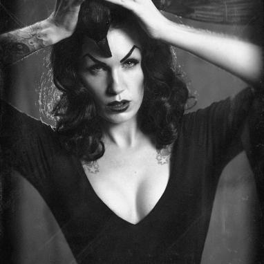 Cherrie Mae - Vampira tribute