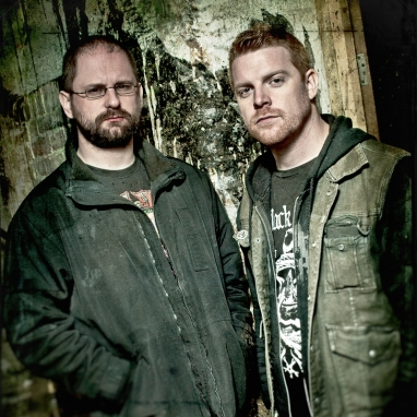 Anaal Nathrakh promo for Metal Hammer