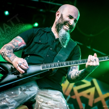 Anthrax @ Bloodstock Open Air Festival 2014